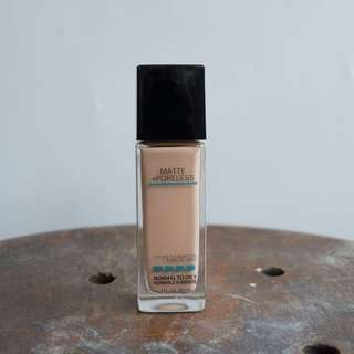 Maybelline Fit Me Foundation Matte Poreless Shade 115