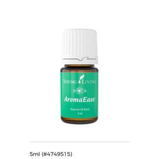 Young Living Essential oil AromaEase 5ml