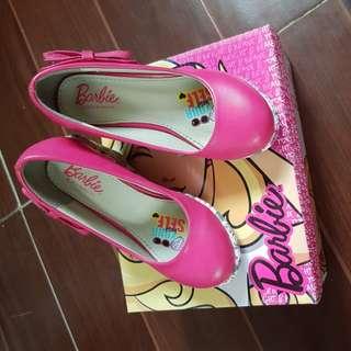 Barbie Pink High Heels shoes