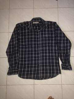 Wts workdone flannel