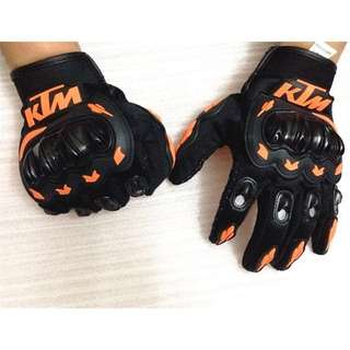 KTM FULL GLOVES