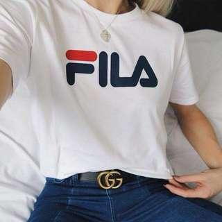 FILA Classic Tee