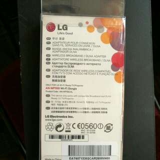 LG Wireless Adaptor wifi Dongle for smart TV