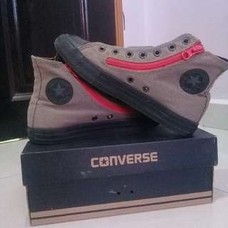 Converse Junior (CT ZIPPER H CHARCOAL GRA)