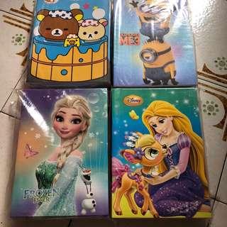 [NEW] Notebook for children