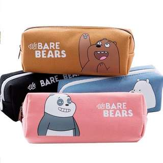 [WE BARE BEARS] Cute Pencil Case