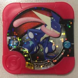全新 Pokemon Tretta 寵物小精靈 神奇寶貝 香港 冒險樂園 04彈 3星
