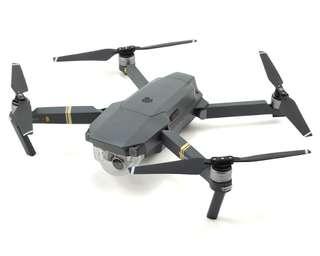 [Rent] Dji Mavic Pro Drone