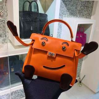 Hermes Kelly doll 😍😍 全新未使用品相