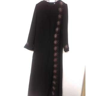 Preloved Jubah Dress