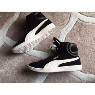 PUMA彪马35671602高帮板鞋