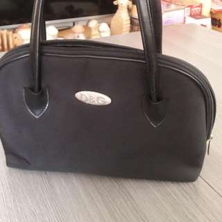 Authentic D&G hand bag