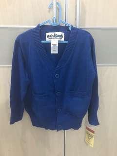 Sweater OshKosh 3tahun