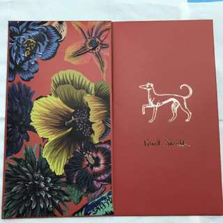 Paul Smith 2018 red packet