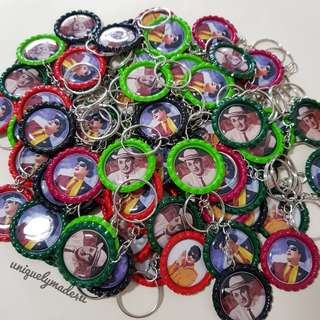 150pcs Personalized keychains (reserved)