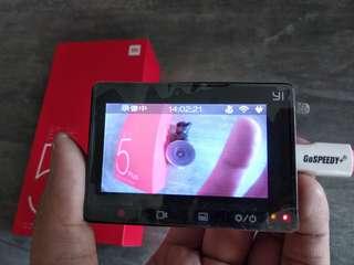 Xiaoyi smart dash camera