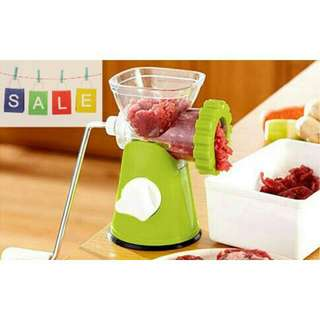 Meat Grinder / Meat Mincer Manual Penggiling Daging Sayuran Buah