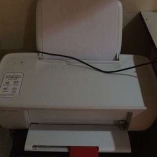 HP printer deskjet ink advantage 115
