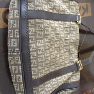 Authentic Pre-loved Fendi Handbag (brown)