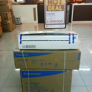 Panasonic AC 1/2 PK Bisa Kredit Tanpa DP Bebas Bunga Proses Cepat
