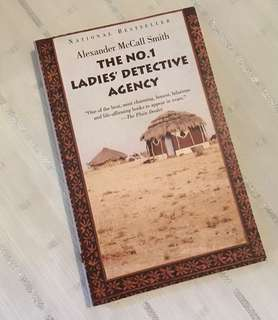 Charity Sale! The No.1 Ladies' Detective Agency by Alexander McCall Smith