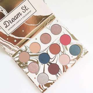 [💋1.45 - COLOURPOP PO] COLOURPOP DREAM ST PALETTE PREORDER PO SPREE
