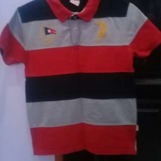 Polo T-Shirt For Kids