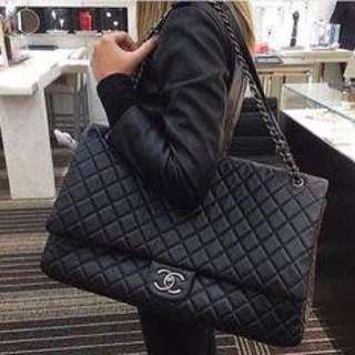 CHANEL XXL TIMELESS BAG