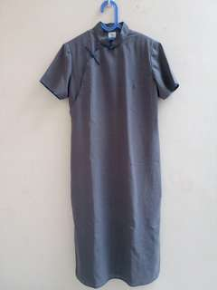 Dress Cheongsam Abu