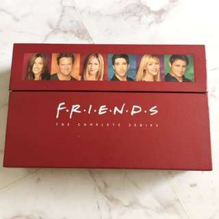 Friends DVD complete box set