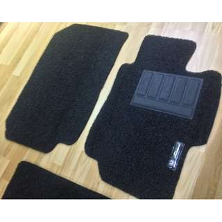 2005 TO 2008 HONDA ACCORD 2.0 JDM MODEL CL7 OEM FITMENT CAR FLOOR MAT..FRONT DRIVER/PAX  & REAR PASSENGER BLACK PVC 05 PCS OTHER COLOR AVAILABLE - RED, GREY ,BEIGE ,BROWN & BLUE...PLEASE CONTACT ME BEFORE DROPPING BY !