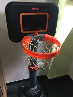 Fisher price Basketball stand