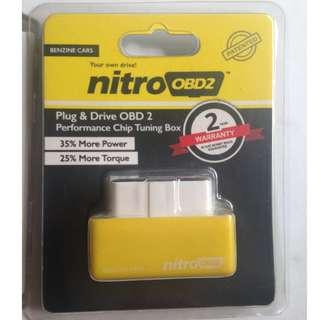 OBD2 Nitro