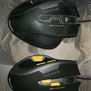 armaggeddon mouse g17
