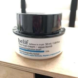 Belif aqua bomb moisturizer