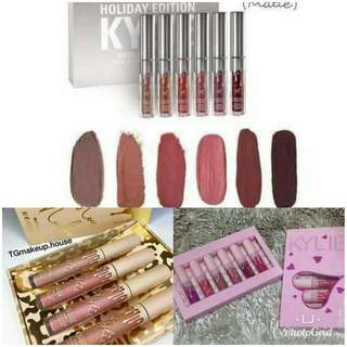 Lipcreams set