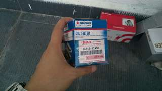 Suzuki Swift brake pad