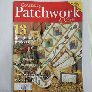 Patchwork n quilting books