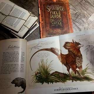 Arthur Spiderwick field guide book