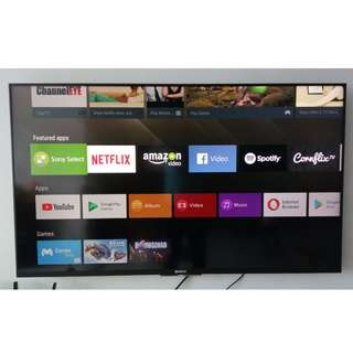 Sony 50inch FULL HD SMART BRAVIA 3D / LED Backlight TV KDL-50W800C