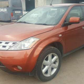 NISSAN MURANO 2.5(A) 2008