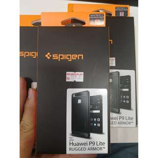Clearance Spigen Rugged Armor for huawei P9 P9 lite