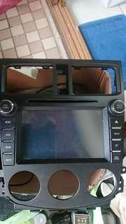 三菱 colt plus 影音五合一 數位 導航 DVD 藍芽 倒車