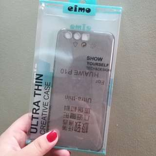 Clear Huawei P10 case