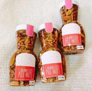 Pili Nuts 350g