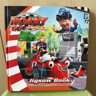 Roary The Racing Car Puzzle Book