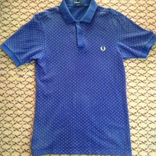 Fred Perry Paisley