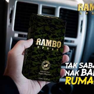Rambo for man