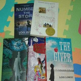 Storybooks($6 each)