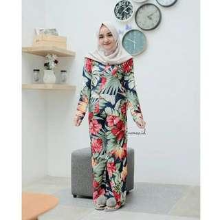 Baju Tidur Piyama Wanita Muslimah